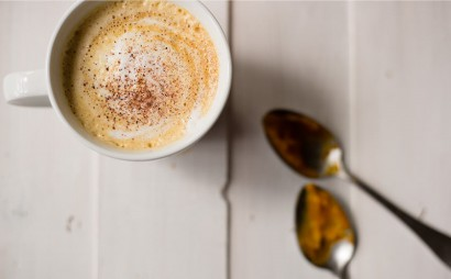 how to make homemade pumpkin spice latte