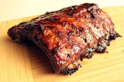 Char Siu Pork Ribs