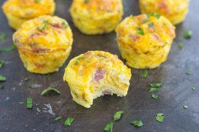 Cheesy Egg And Hash Brown Cups Tasty Kitchen A Happy