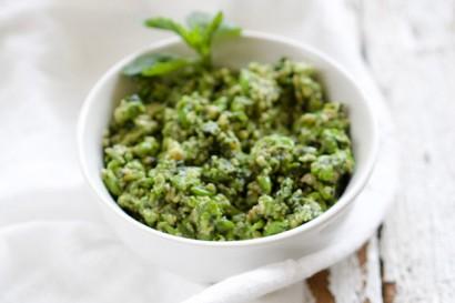 Basil Pesto with Peas and Scallions   Tasty Kitchen: A Happy Recipe ...