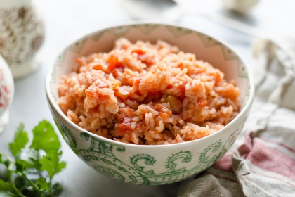 How to cook rice without a rice cooker the pioneer woman easy mexican style rice ccuart Images