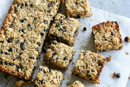 Chewy granola bars with almonds and wild blueberries the pioneer woman chewy granola bars with almonds and wild blueberries solutioingenieria Choice Image