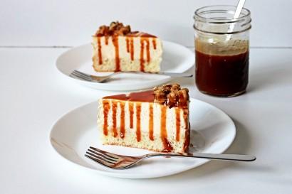 Caramel cream cake recipe