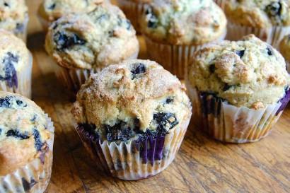 Brilliant Blueberry Muffins Tasty Kitchen A Happy