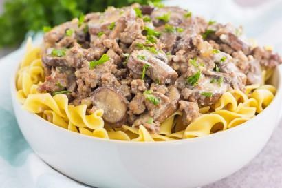 One Pan Beef Stroganoff Tasty Kitchen A Happy Recipe Community