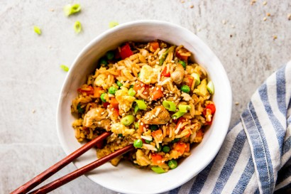 Easy chicken fried rice tasty kitchen a happy recipe community ccuart Choice Image