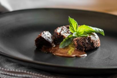 Easy Chocolate Lava Cake Recipe In Grams