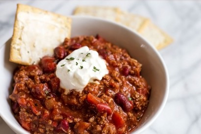 Beef Chili Tasty Kitchen A Happy Recipe Community
