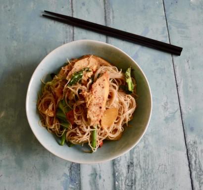 Gluten Free Chicken Chow Mein Tasty Kitchen A Happy Recipe Community