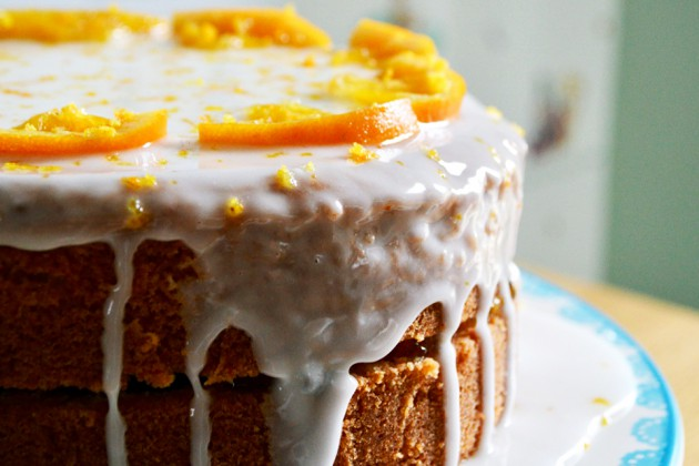 Dairy Free Madeira Cake Recipe