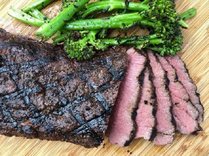 Sous Vide Flat Iron Steak | Tasty Kitchen: A Happy Recipe Community!