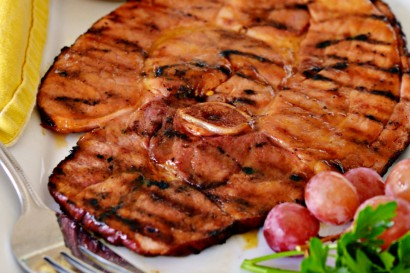 How To Cook Gammon Steak With Honey