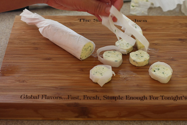 Tasty Kitchen Blog: Compound Butter. Guest post by Jaden Hair of Steamy Kitchen.