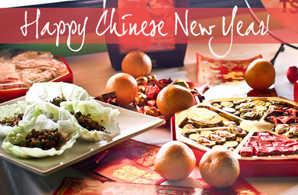 Tasty Kitchen Blog: Happy Chinese New Year! Guest post by Jaden Hair of Steamy Kitchen.