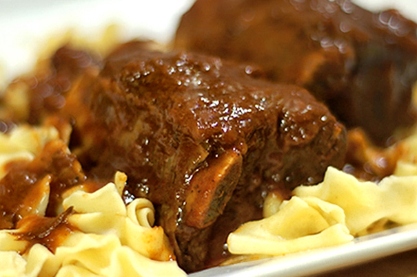 Tasty Kitchen Blog: Meet Meet John Dawson of Patio Daddio BBQ (Hungarian Braised Beef Short Ribs)
