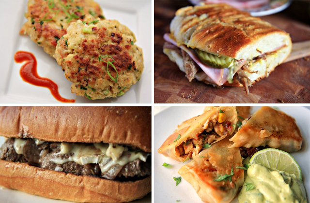 Tasty Kitchen Blog: Meet Meseidy of The Noshery (Appetizers and Sandwiches)