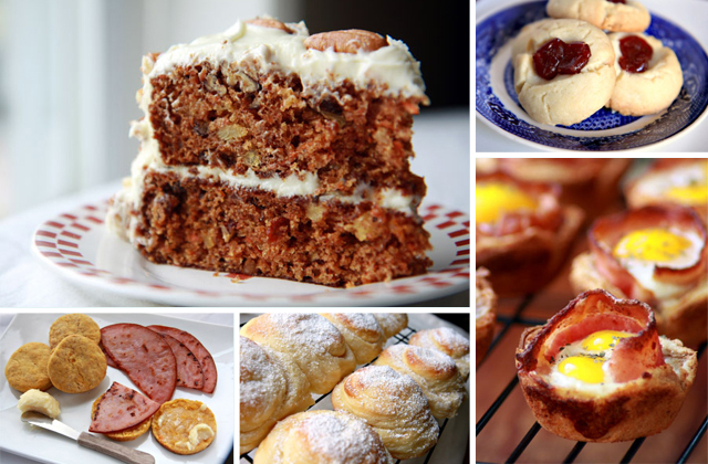 Tasty Kitchen Blog: Meet Meseidy of The Noshery (Breakfast and Dessert)