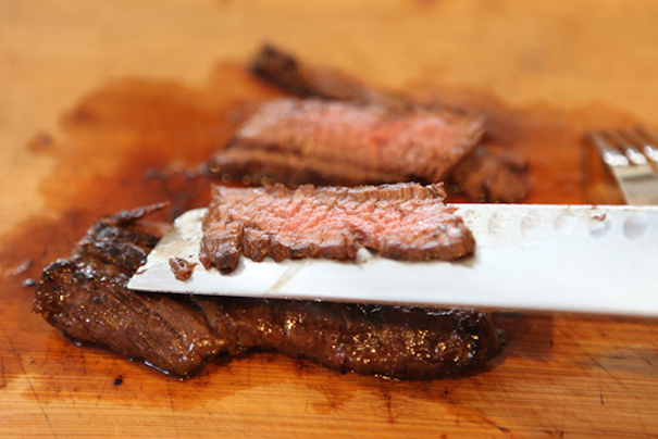Tasty Kitchen Blog: Secret Tricks to Skirt Steak. Guest post by Jaden Hair of Steamy Kitchen.