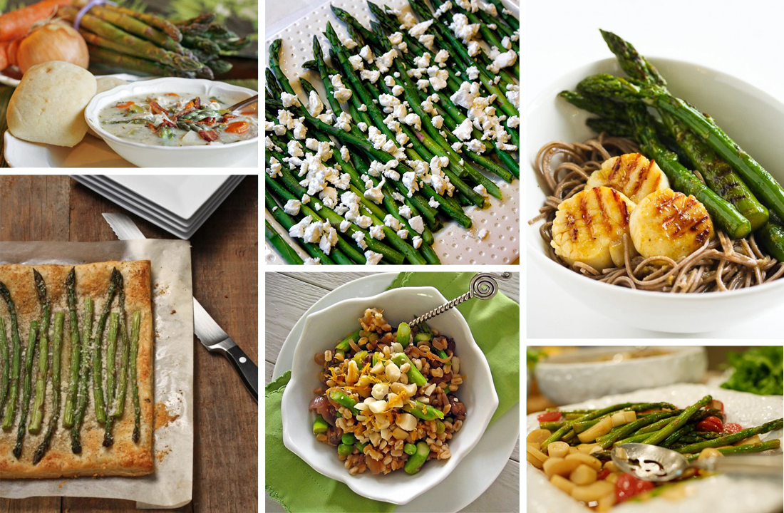 Tasty Kitchen Blog: The Theme is Spring! (Asparagus)