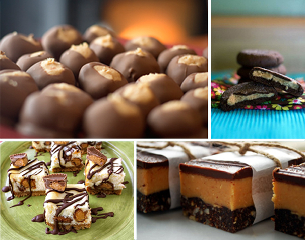 Tasty Kitchen Blog: The Theme is Peanut Butter! (PB and Chocolate)