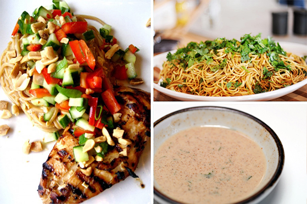 Tasty Kitchen Blog: The Theme is Peanut Butter! (Savory Dishes)