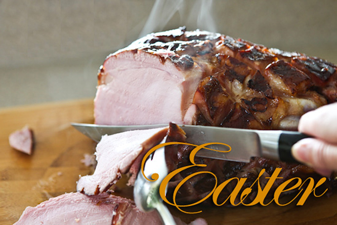 Tasty Kitchen Blog: Easter Feast. Guest post by Jaden Hair of Steamy Kitchen.