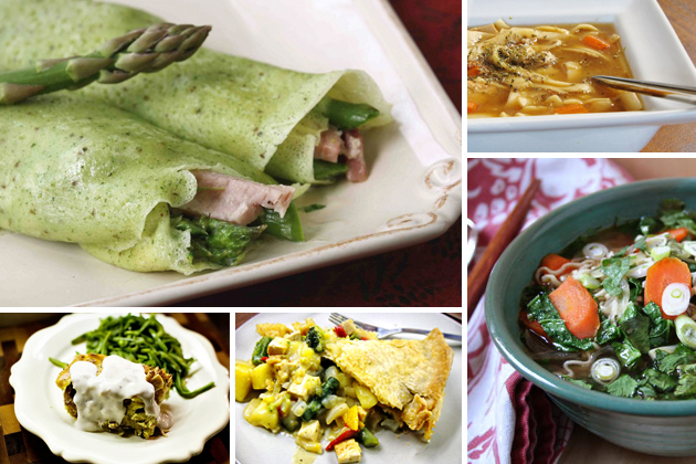 Tasty Kitchen Blog: The Theme is Leftovers!