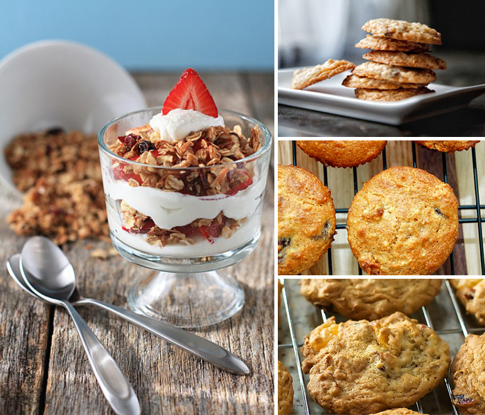 Tasty Kitchen Blog: The Theme is Leftovers! (Sweet Treats)