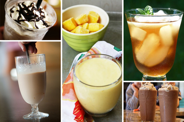 Tasty Kitchen Blog: The Theme is Snacks! (Drinks)
