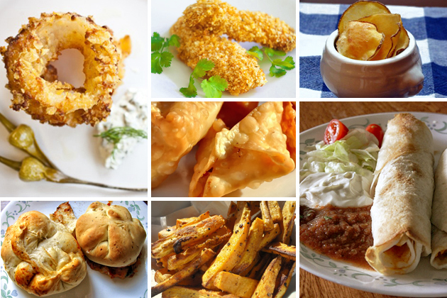 Tasty Kitchen Blog: The Theme is Snacks! (Savory)