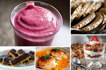 Tasty Kitchen Blog: A Healthy Start!