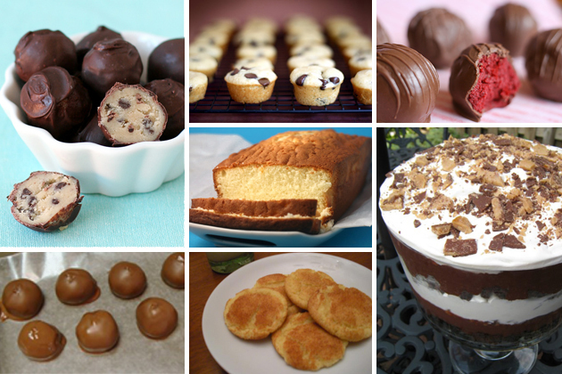 Tasty Kitchen Blog: Top 40 Recipes! (Dessert)