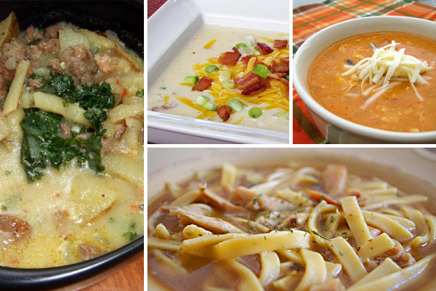Tasty Kitchen Blog: Top 40 Recipes! (Soups)