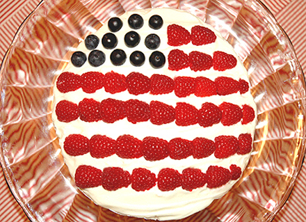 Tasty Kitchen Blog: Flag Day! Guest post by Jaden Hair of Steamy Kitchen.