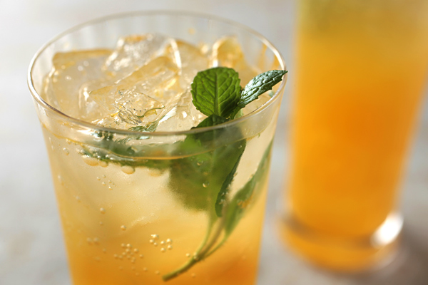 Tasty Kitchen Blog: Mojito Madness! Guest post by Jaden Hair of Steamy Kitchen (Cochon's Satsuma (Mandarin Orange) Mojito)