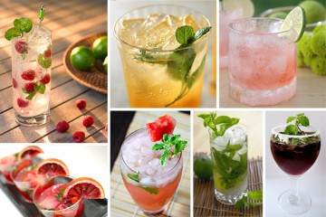 Tasty Kitchen Blog: Mojito Madness! Guest post by Jaden Hair of Steamy Kitchen.