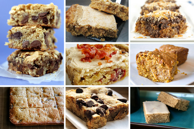 Tasty Kitchen Blog: The Theme is Brownies and Bars! (Blondies)