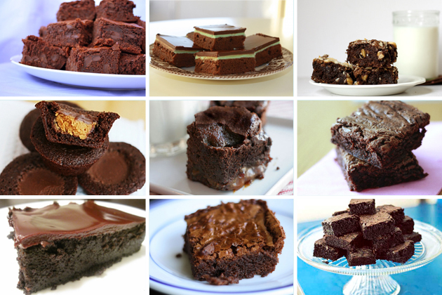 Tasty Kitchen Blog: The Theme is Brownies and Bars! (Milk Chocolate)