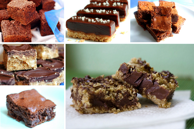 Tasty Kitchen Blog: The Theme is Brownies and Bars! (Special Dietary Needs)