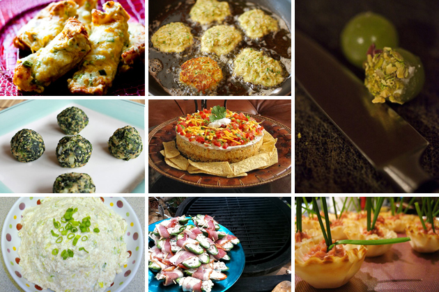Tasty Kitchen Blog The Theme is Dad! (Appetizers)