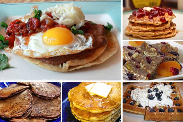 Tasty Kitchen Blog: The Theme is Dad! (Breakfast)
