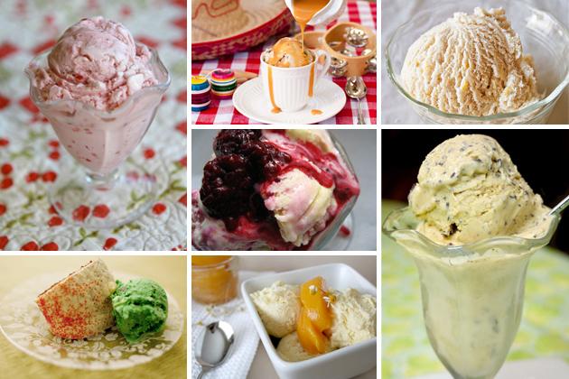 Tasty Kitchen Blog The Theme is Ice Cream! (Custard)