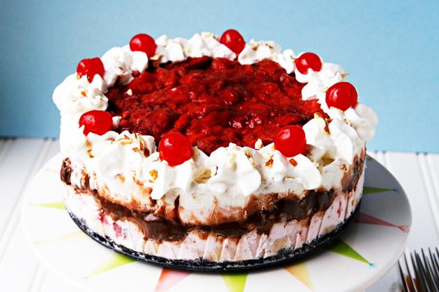 Ice Cream Sandwich Cake Springform Pan