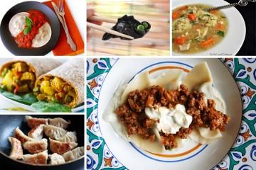 Tasty Kitchen Blog: Fill 'em Up! Guest post by Jaden Hair of Steamy Kitchen.