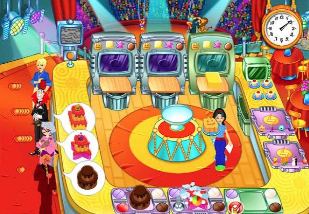 Tasty Kitchen Blog: Food Games (Cake Mania). Guest post by Jaden Hair of Steamy Kitchen.