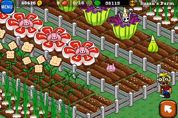 Tasty Kitchen Blog: Food Games (Zombie Farm). Guest post by Jaden Hair of Steamy Kitchen.