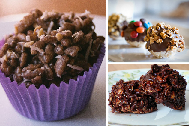 Tasty Kitchen Blog: A Sweet Story (Cooking with Kids: No-Bake)