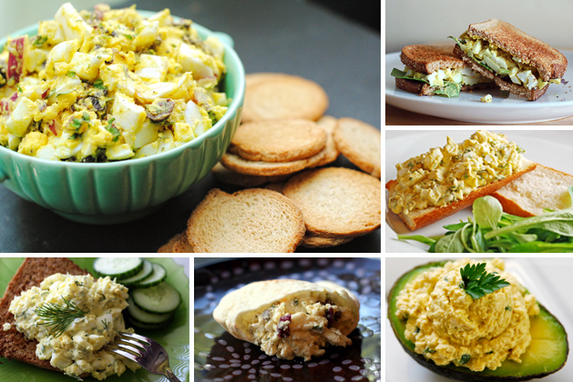 Ella's Egg Salad Recipes — Dishmaps
