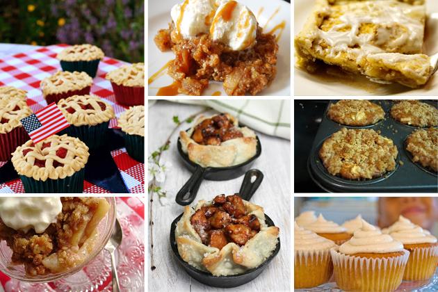 Tasty Kitchen Blog: The Theme Is Apple Pie! (Variations)