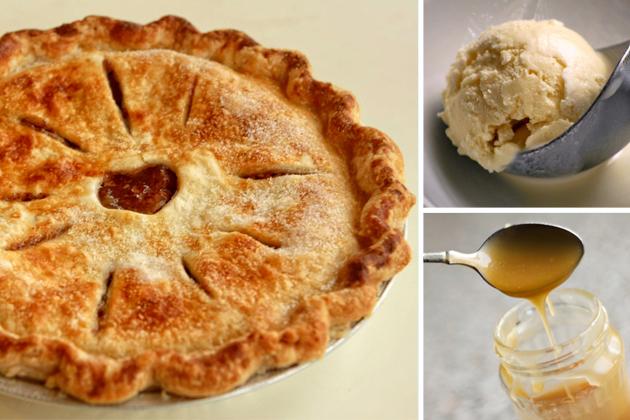 Tasty Kitchen Blog: The Theme is Apple Pie!